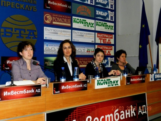 Pressconferences FEPS election project (2013)